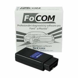 FCom - autodiagnostika vozidel Ford