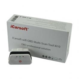 Diagnostika iCarsoft s ELM327 WIFI i610
