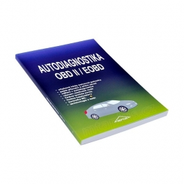 Kniha Autodiagnostika OBDII / EOBD