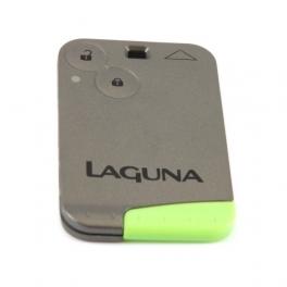 Renault Laguna obal 2-tlačítkové karty
