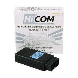 HiCom - autodiagnostika vozidel Hyundai, Kia