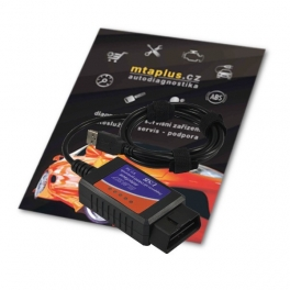 Diagnostický kabel OBD2 ELM327 USB